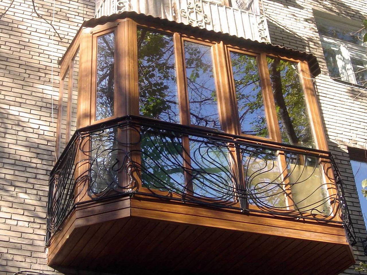 Остекление балконов в сталинских домах застеклить балконы в екб
